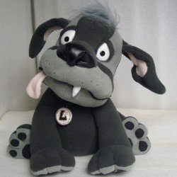 Magge, Italy You send us image we make a custom soft toy for you!