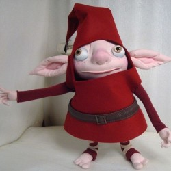 The Elf (Rise of the Guardians) You send us image we make a custom soft toy for you!