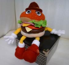 Larry, Washington DC You send us image we make a custom soft toy for you!