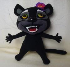 Happy pantera You send us image we make a custom soft toy for you!