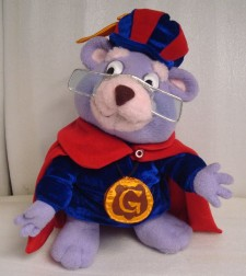 Gammy Wizard Bear You send us image we make a custom soft toy for you!