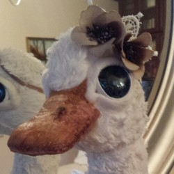 Sketch to plush Goose soft toy You send us image we make a custom soft toy for you!