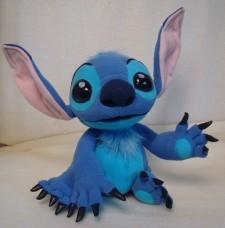 "Stitch soft toy (""Lilo and Stitch"") You send us image we make a custom soft toy for you!"