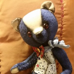 From sketch to teddy You send us image we make a custom soft toy for you!