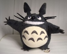 Totoro plush toy You send us image we make a custom soft toy for you!