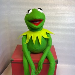 Kermit the frog soft toy