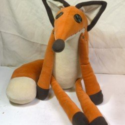 Little Prince Fox plush toy You send us image we make a custom soft toy for you!