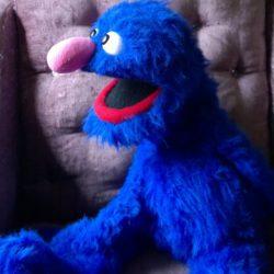Grover Monster plush